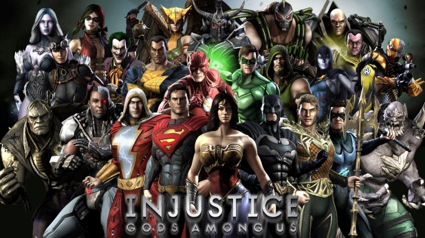 Injustice Gods Among Us Hack 2014 Cheats